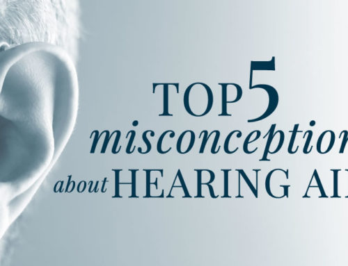 Top 5 Misconceptions About Hearing Aids